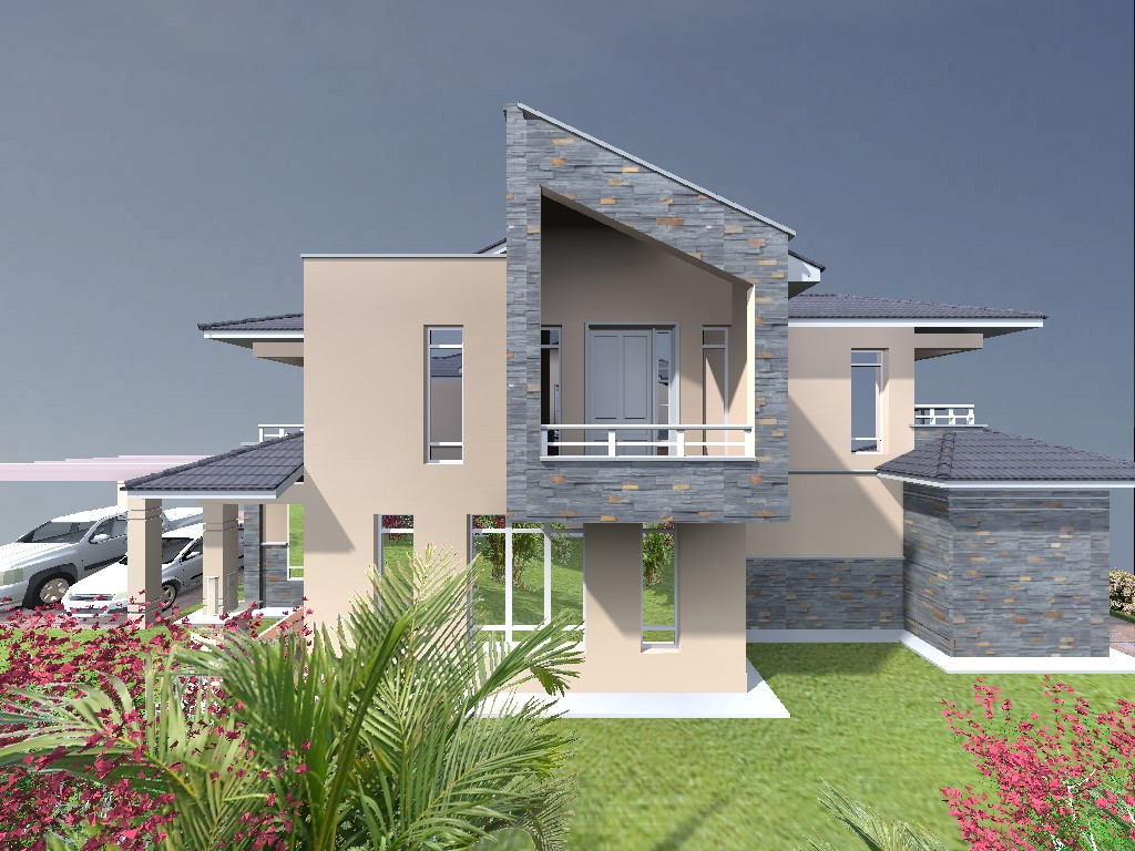 PROPOSED 2No. MAISONETTES IN TWALA